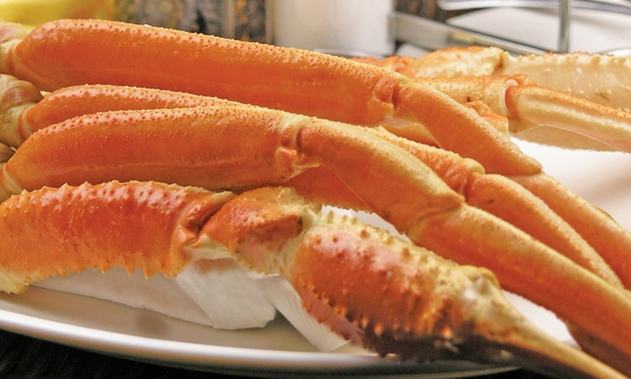 Joey's Seafood - Brookfield: Seafood Dinner for Two or Four at Joey's Seafood & Grill (Up to 50% Off)