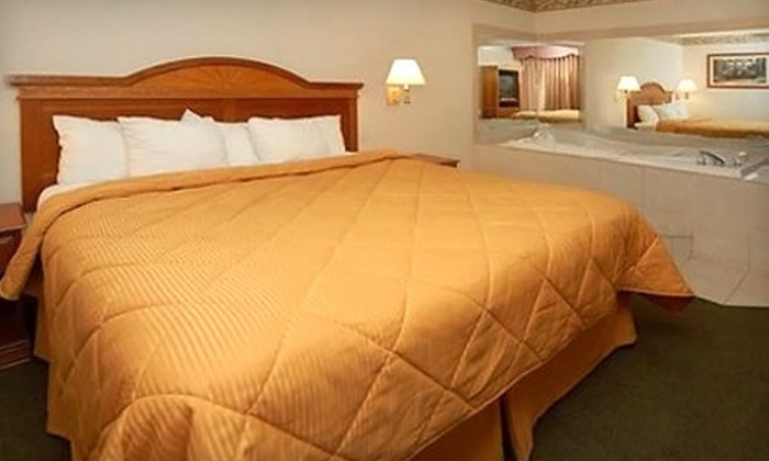 Comfort Inn & Suites  - Ann Arbor: $115 for a One-Night Stay with a Romance Package at Comfort Inn & Suites (Up to $249.99 Value)