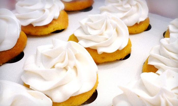 Sassy Girl Pies - Lawrenceville: Cupcakes, Pie, or Both at Sassy Girl Pies