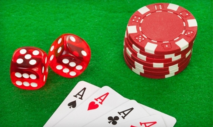 A Casino Event  - Fullerton: $189 for an In-Home Casino Party from A Casino Event ($399 Value)