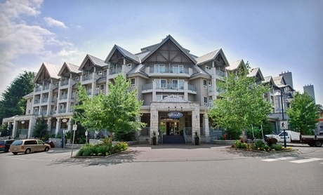 Mountainside Suites in Whistler Village