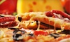 Up to 52% Off Pizzas and Wings at Pizza Oven