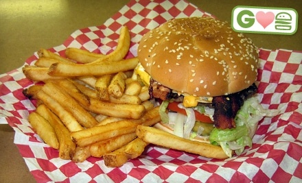 Old Town Burger & Breakfast at 4306 NE St. Johns Rd. in Vancouver - Old Town Burger & Breakfast in Battle Ground