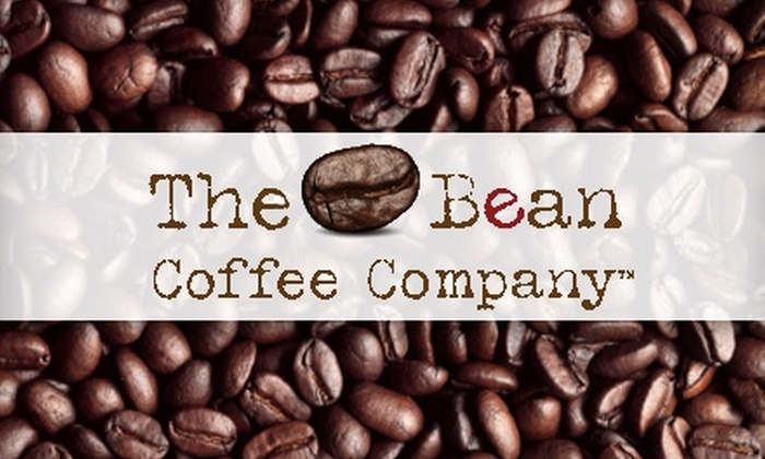 The Bean Coffee Co.: $12 for $26 Worth of Coffee from The Bean Coffee Co.