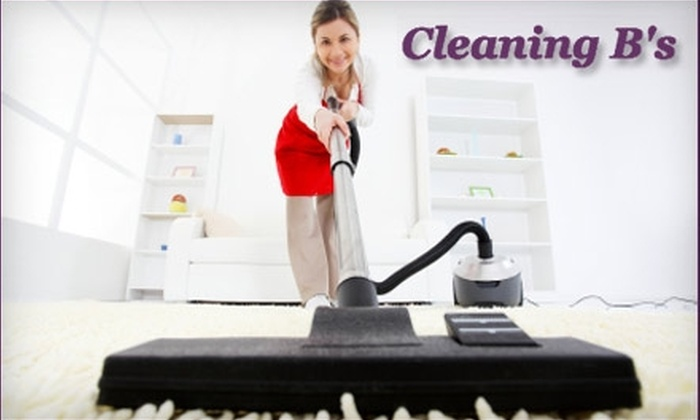 Cleaning B's - Toledo: $50 for Two Hours of House Cleaning from Cleaning B's ($100 value)
