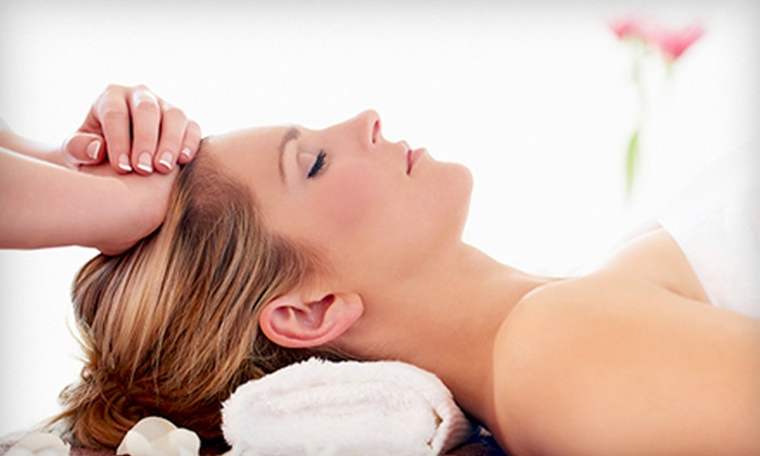 Ambiance Salon & Spa - Charlestown: One-Hour Swedish Massage, 75-Minute Signature Facial, or Both at Ambiance Salon & Spa in Charlestown (Up to 56% Off)