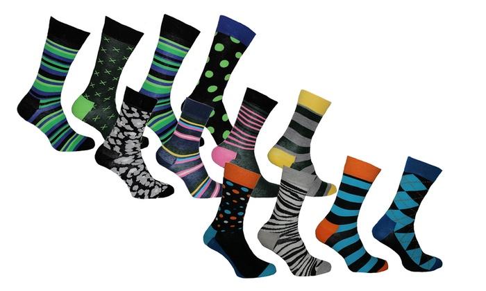 Groupon Goods Global GmbH: Chaussettes Mania par Happy Socks pour femmes et hommes à 21,99€ (59% de réduction)