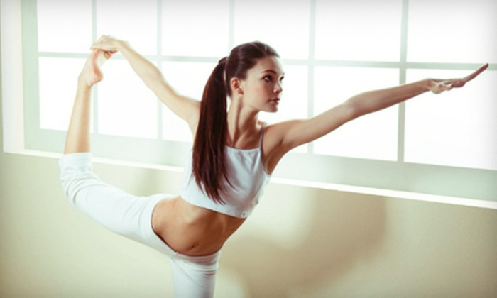 The Sports Club of West Bloomfield - West Bloomfield: $20 for 10 Yoga Classes at The Sports Club of West Bloomfield ($250 Value)