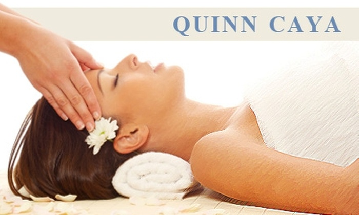 Quinn Caya - Bryant: $30 for Choice of Any One-Hour Massage from Quinn Caya ($65 Value)
