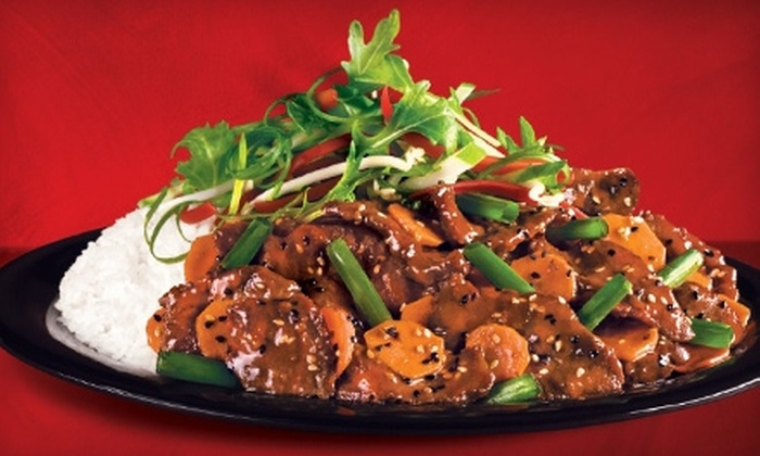 Tian Chu Restaurant - Bach: $10 for $20 Worth of Transcontinental Asian Fare at Tian Chu Restaurant (or $20 for $45)