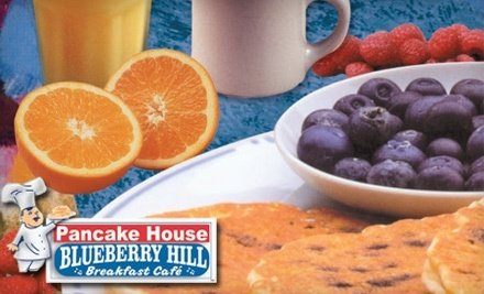 $15 Groupon to Blueberry Hill - Blueberry Hill in Homer Glen