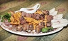 Chinar on the Island - South Beach: Three-Course Mediterranean Meal for Two or Four at Chinar on the Island (Up to 64% Off)