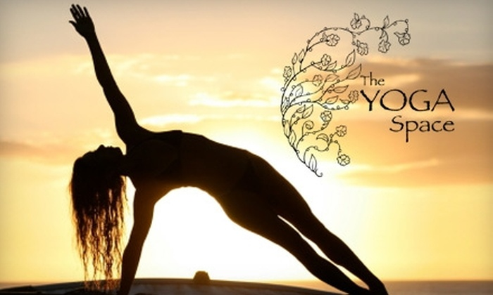 The Yoga Space - Berea: $15 for a Five-Class Pass to The Yoga Space in Berea