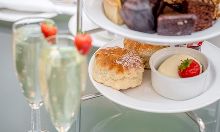 4* Prosecco Afternoon Tea