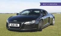 Audi R8 Three- or Six-Lap Experience at Experience Limits