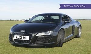 Experience Limits: Audi R8 Three- or Six-Lap Experience at Experience Limits, Lochgelly Fife Circuit
