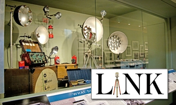 O. Winston Link Museum - Roanoke: $5 for Two Admissions (Up to $10 Value) or $7 for a Workshop (Up to $25 Value) at the O. Winston Link Museum