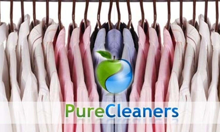 Pure Cleaners - Tribeca: $25 for $50 Worth of Dry-Cleaning Services at Pure Cleaners
