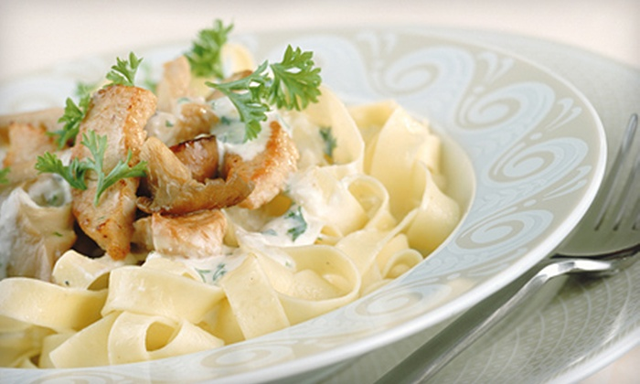 Monroe Street Grill - Monroe: $12 for $25 Worth of Upscale American Fare at Monroe Street Grill in Monroe
