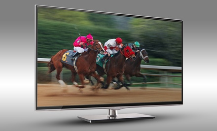 "groupon daily deal - 46"" Hisense LED 1080p HDTV (RB46K360M) (Manufacturer Refurbished). Free Returns."