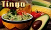 dnc - Tinga Taqueria - Multiple Locations: $10 for $20 Worth of Contemporary Mexican Cuisine at Tinga Taqueria. Three Locations Available.