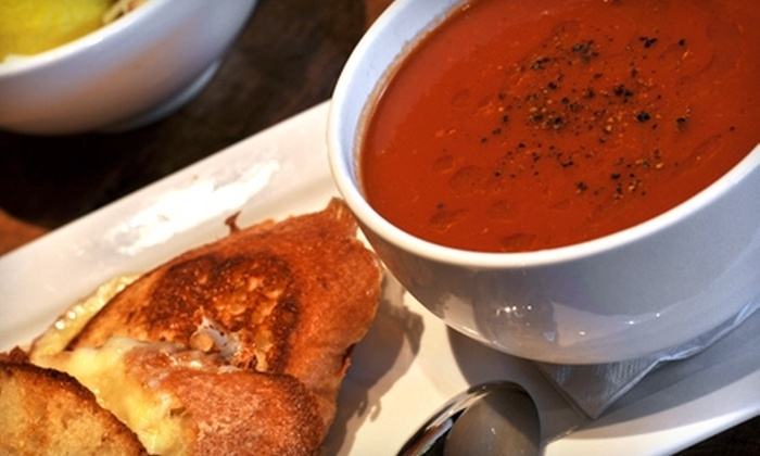Burgoo Bistro - Multiple Locations: $15 for $30 Worth of Global Comfort Fare and Drinks at Burgoo Bistro. Three Locations Available.