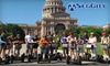 Seg City - Downtown: $32 for a 90-Minute Segway Tour from SegCity ($65 Value)