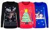 Oops Christmas Printed T-Shirt