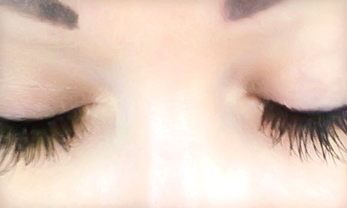 Consher Organic Spa - Birmingham: $99 for Nova Eyelash Extensions with One Refill at Consher Organic Spa (Up to $275 Value)