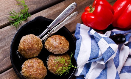 Verse Hollandse maaltijd naar keuze van De Hollandse Pot Enzo, afhalen of laten bezorgen in Utrecht en omgeving