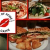 Half Off at Steps of Rome Caffe