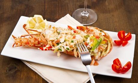 Menu alla carta da 3 portate con vino per 2 o 4 persone al ristorante pizzeria La Regina (sconto 39%)