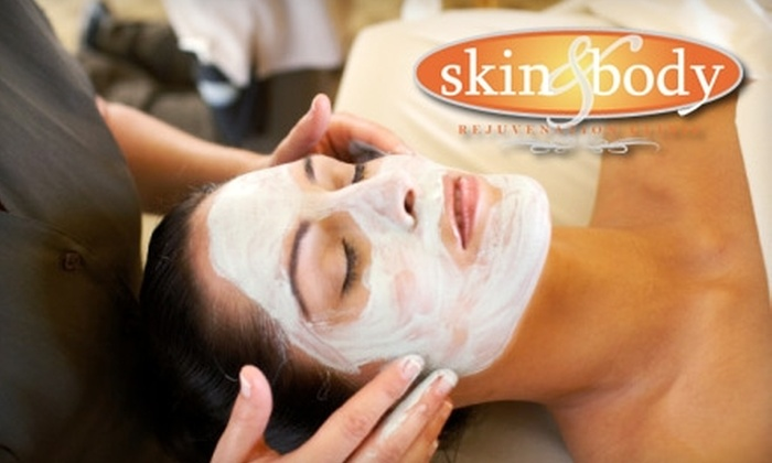 Skin & Body Rejuvenation Clinic - Downtown Oshawa: $30 for a 30-Minute Express Facial at Skin & Body Rejuvenation Clinic