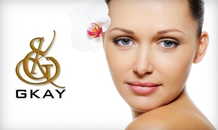 Gkay - Upper East Side: $125 for a Light Chemical Peel at Gkay