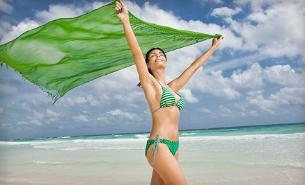 3 Laser Hair-Removal Treatments (up to a $750 value) - Executive Fitness & Med Spa in Long Beach