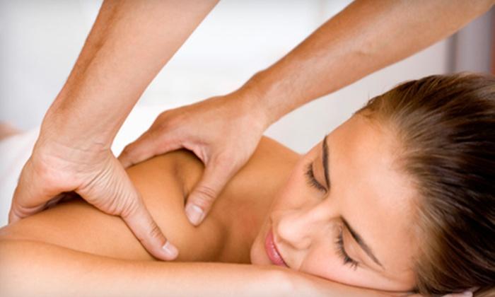 Embody - Tudor Area: 60-Minute Massage, 30-Minute Massage, or Ionic Footbath at Embody