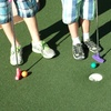 50% Off at Whistle Punk Hollow Adventure Golf