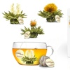 Set cadeau fleur à thé