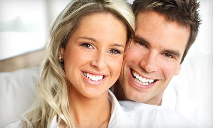 Asheville Smile Center - Asheville: Dental Exam or Porcelain-Veneer Preview at Asheville Smile Center in Arden (Up to 92% Off)