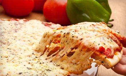 $20 Groupon to Pudge Bros. Pizza - Pudge Bros. Pizza in Albuquerque