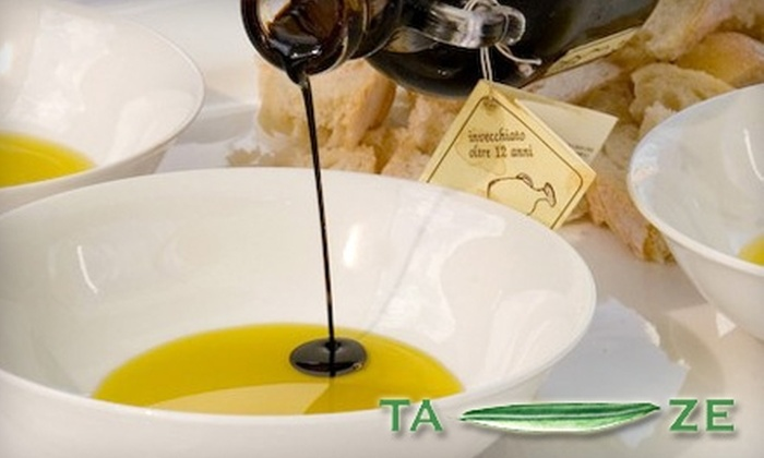 Ta-Ze - Near North Side: $15 for $30 Worth of Gourmet Olives, Olive Oil, and More at Ta-Ze