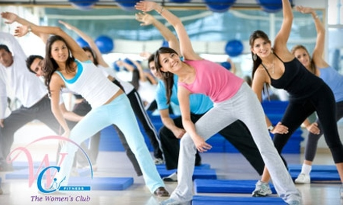 The Womens Club for Fitness and Wellness - Tecumseh: $20 for 10 Fitness Classes at The Women's Club for Fitness and Wellness in Tecumseh ($100 Value)
