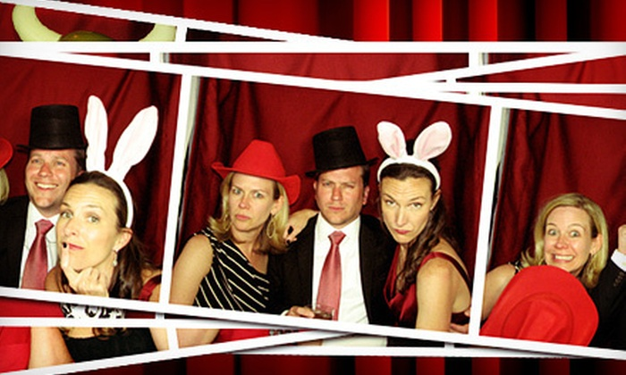 ID's Fabulous PhotoBooth - Fruit Cove: $250 for Three-Hour Photo-Booth Rental from ID's Fabulous PhotoBooth ($500 Value)