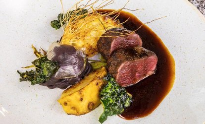 image for Two-Course British Meal for Two or Four at Grafene on King Street Manchester (Up to 47% Off)