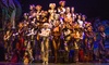 """Cats"" - Neil Simon Theatre: ""Cats"" on Broadway Through June 29 from $45"