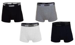 10 ou 20 boxers Uomo coton