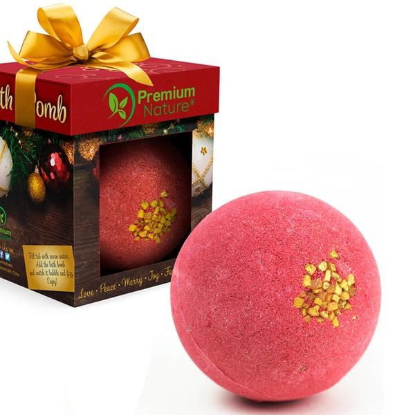 Christmas Bath Bombs.Christmas Bath Bomb