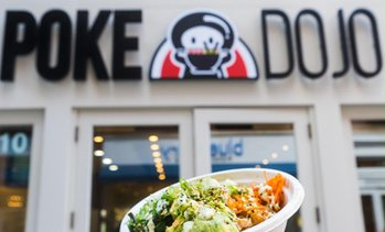 Up to 43% Off Food and Drinks at Poke Dojo