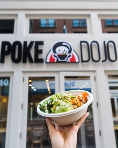 Poke Dojo Meal Package or $13 for $20 Worth of Food and Drinks at Poke Dojo