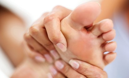 image for $29 for Foot Treatment at <strong>Body</strong> in Balance Therapeutic <strong>Massage</strong> and Doula Services by Kay ($65 Value)